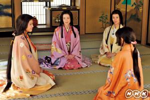 三姉妹、大坂城で再会のウソ: 江...